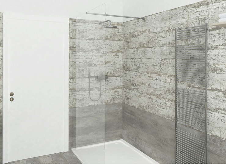 Laboratorio Creativo Up Modern bathroom