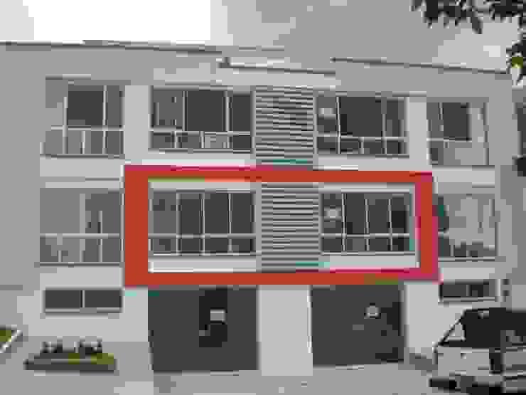 Minimalistische Häuser von ME&CLA Ingeniería y Arquitectura Minimalistisch