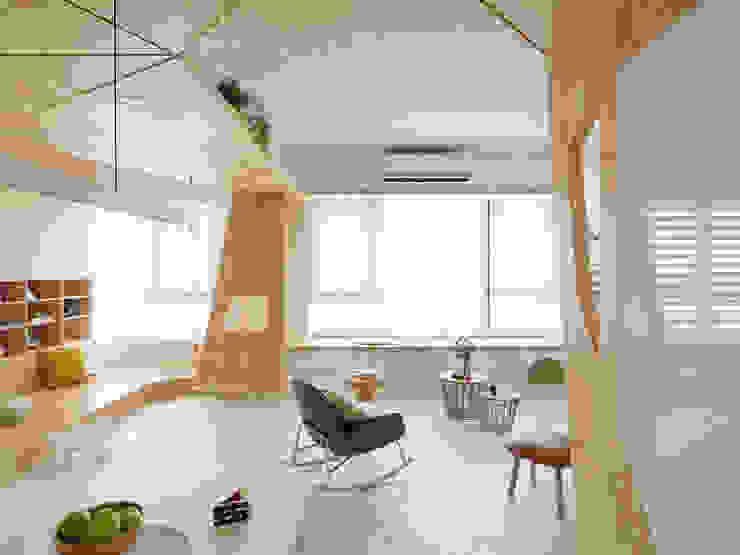 WOW!遊樂園 根據 寓子設計 北歐風