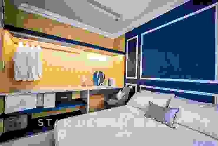 臥室 恆星商業有限公司 臥室 合板 Blue