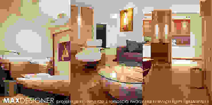 Sypialnia, salon, kuchnia. Klasyczna sypialnia od MAXDESIGNER Klasyczny