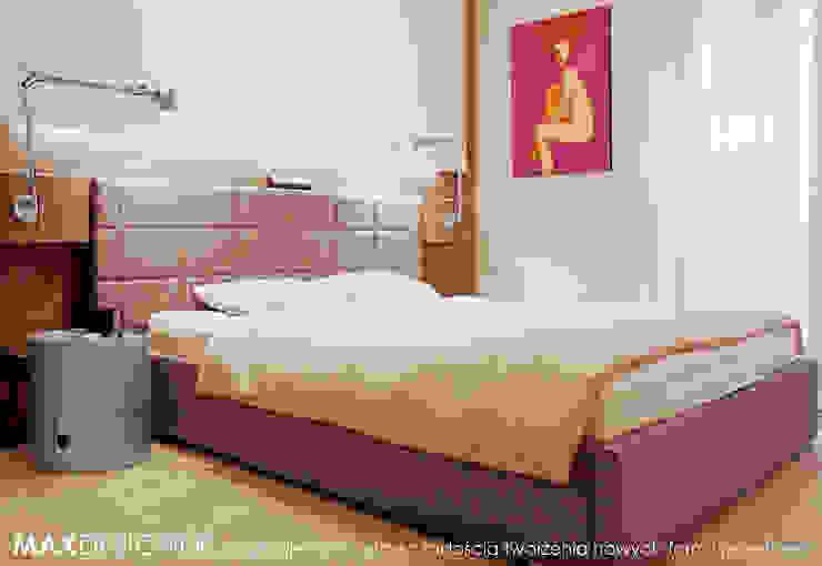Sypialnia. Klasyczna sypialnia od MAXDESIGNER Klasyczny