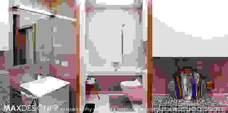 Łazienka Klasyczna łazienka od MAXDESIGNER Klasyczny