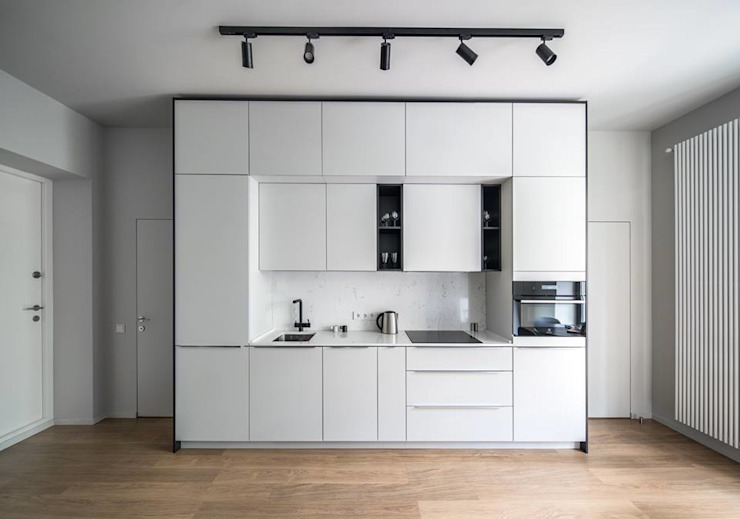 Kitchen by U concept, Scandinavian