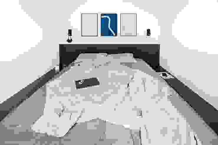 Scandinavian style bedroom by U concept Scandinavian