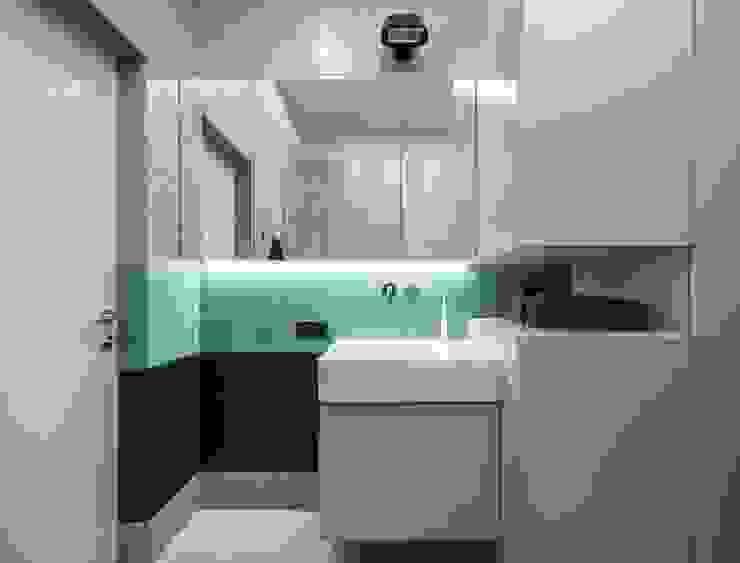 Scandinavian style bathroom by U concept Scandinavian