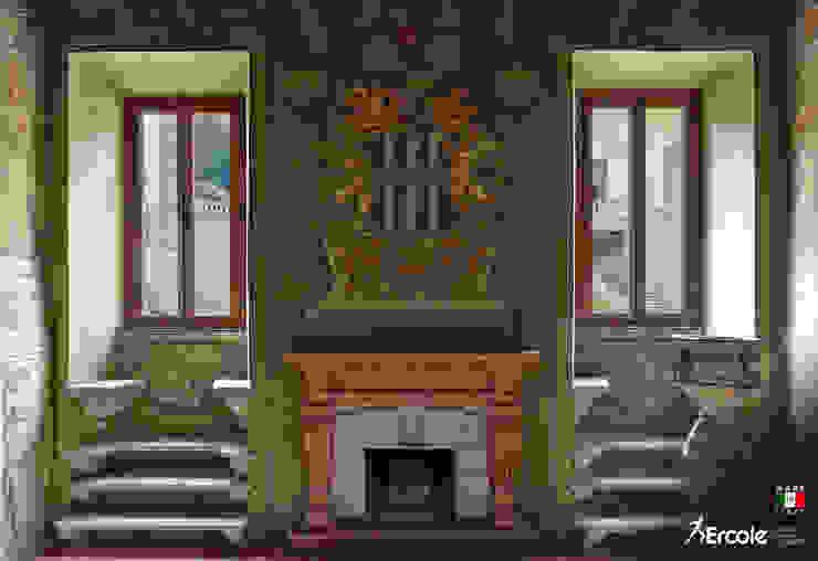 โดย Ercole Srl ชนบทฝรั่ง ไม้ Wood effect