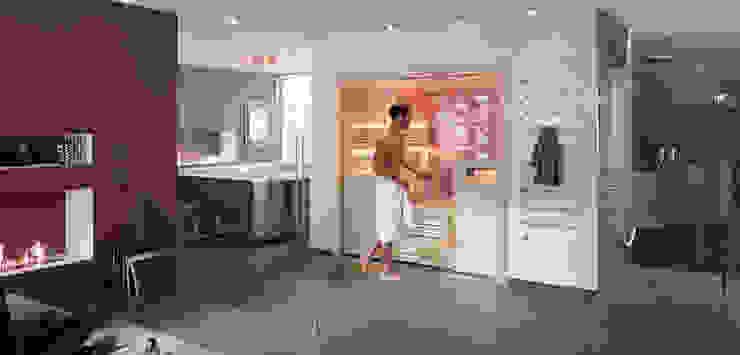 Fabricación a medida de saunas de interior de Saunas Durán Escandinavo