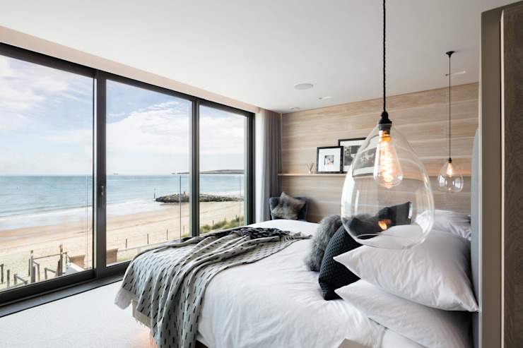Family Home by WN Interiors Modern Bedroom by WN Interiors Modern