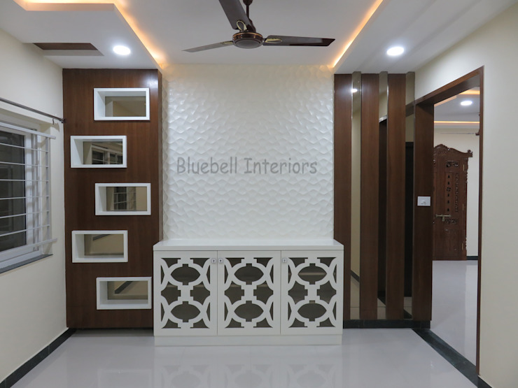 A showcase wall by Bluebell Interiors Classic