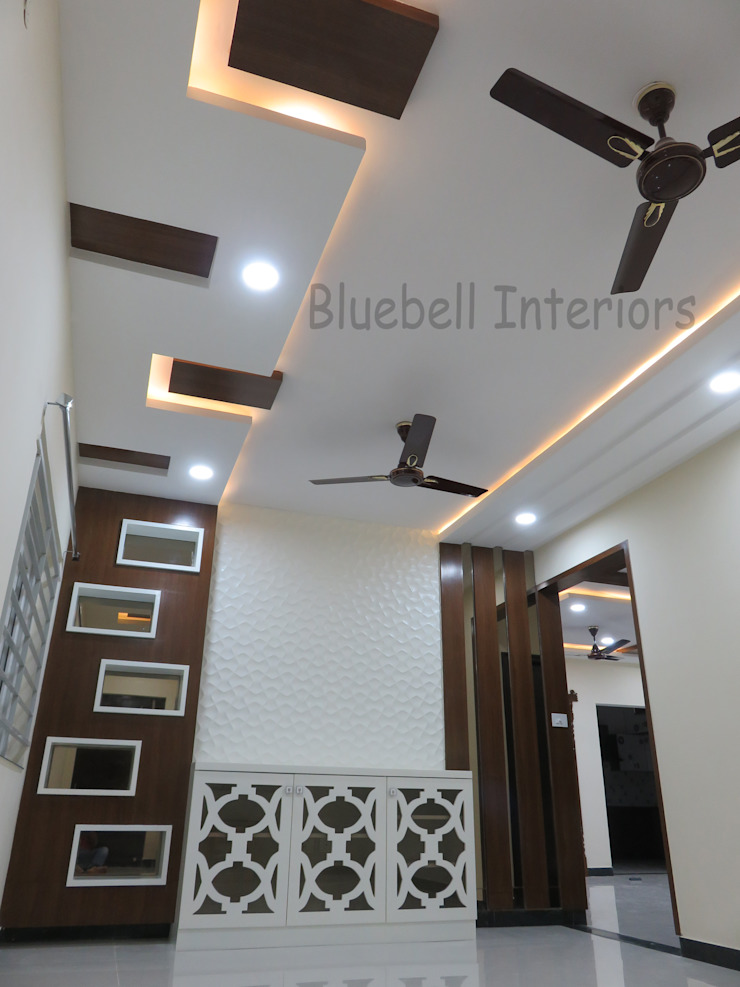 wall & ceiling by Bluebell Interiors Classic