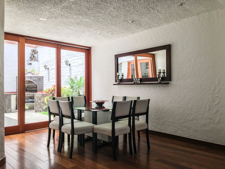 DOGMA Architecture Modern Dining Room