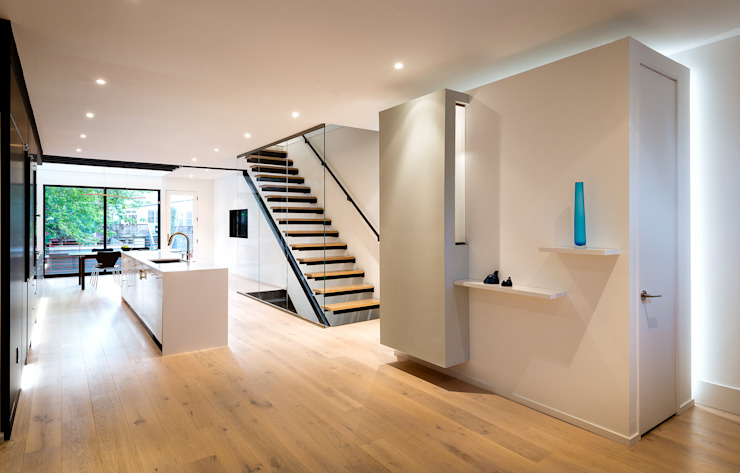 Modern Oturma Odası KUBE Architecture Modern