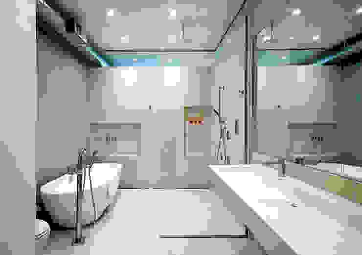 Modern Banyo KUBE Architecture Modern