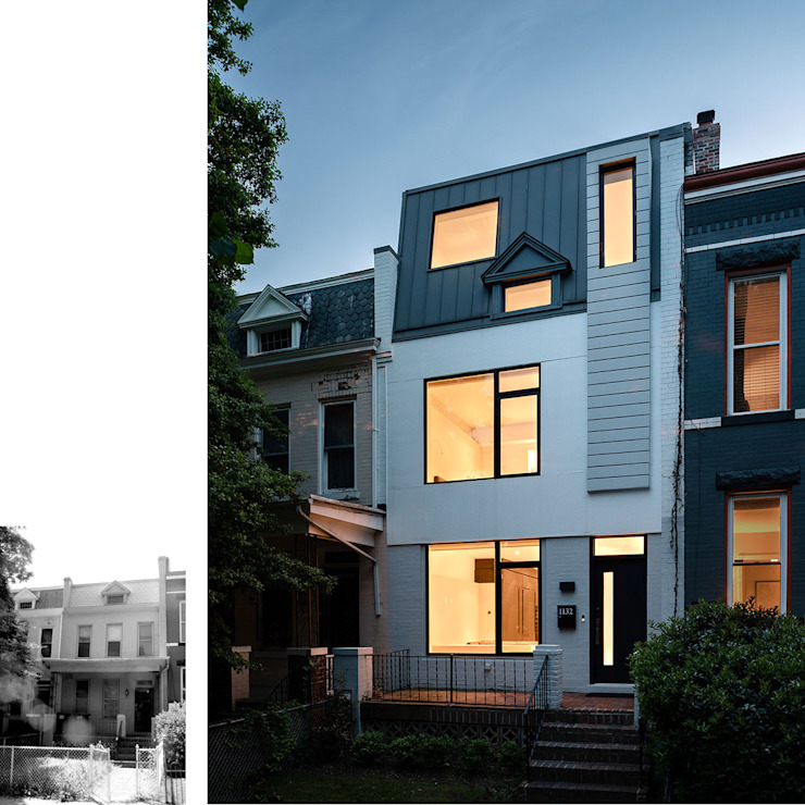 Modern Evler KUBE Architecture Modern