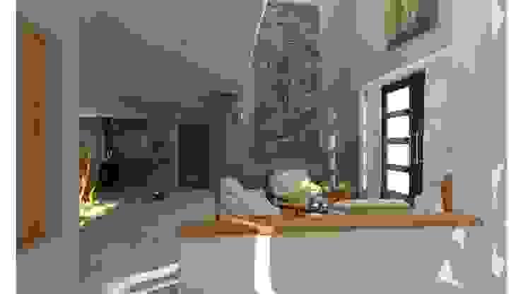 Sonora : Salas de estilo  por OLLIN ARQUITECTURA ,