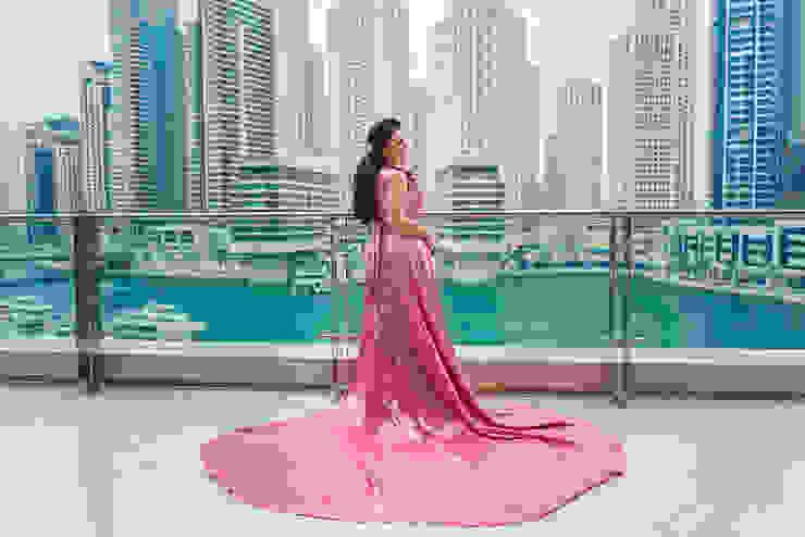 Unique Implemented Interior in Dubai by Luxury Antonovich Design