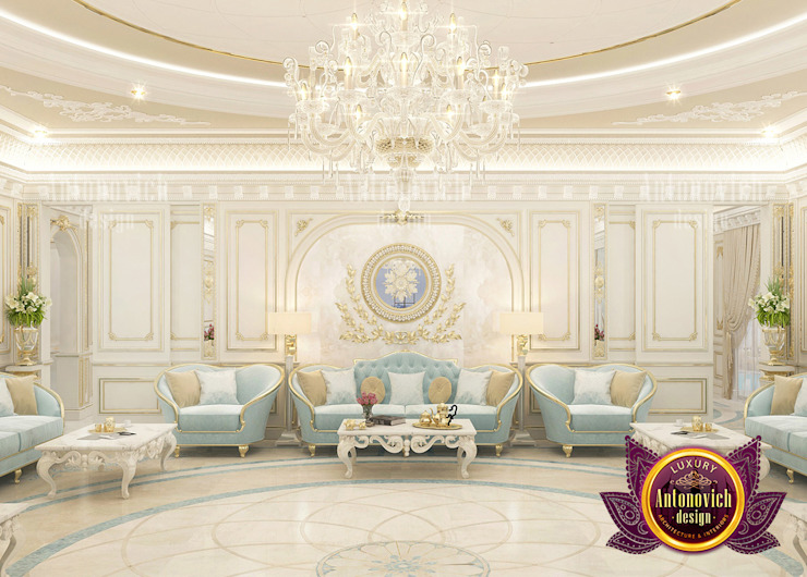 6 Amazing Decorating Tips From A Top Interior Designer by Luxury Antonovich Design