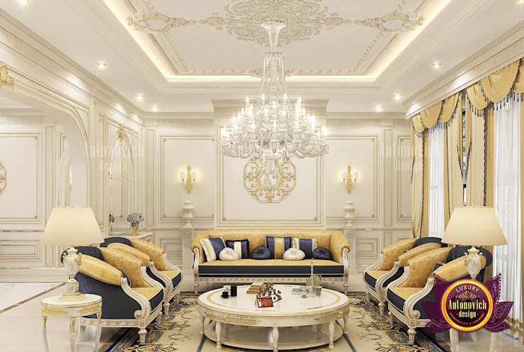 10 Beautiful Tips To transform Your Home by Luxury Antonovich Design