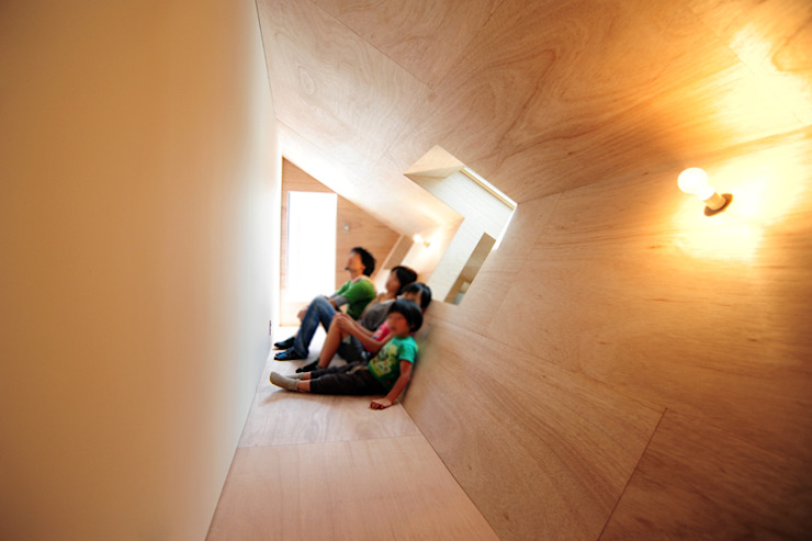 ロフト オリジナルスタイルの 玄関&廊下&階段 の モノスタ'70 オリジナル