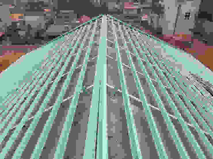 Hệ kèo bê tông dán ngói bởi BlueScopeZacs Việt Nam