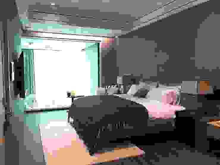 台南   實品屋 根據 采易室內裝修工程有限公司 現代風
