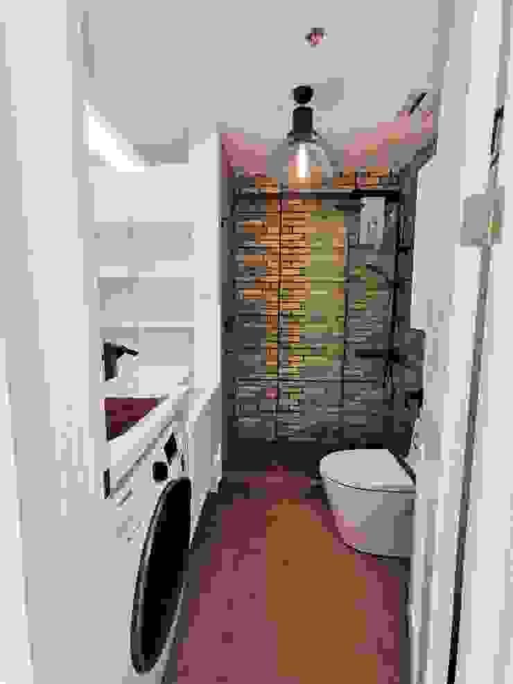 Zinnia Towers Project TG Designing Corner Modern bathroom