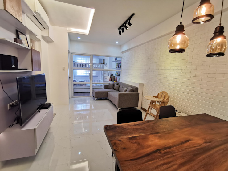 Zinnia Towers Project by TG Designing Corner Modern