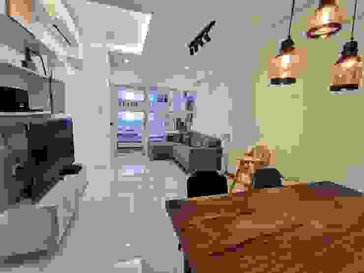 Zinnia Towers Project TG Designing Corner Living room