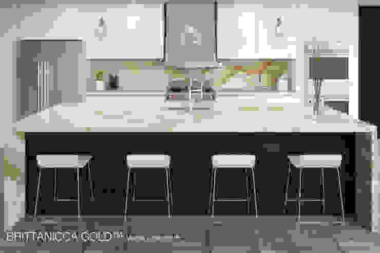 Cambria Gold - Marble Collection bởi Dương Hiếu JSC