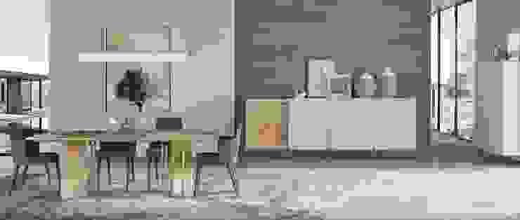 Intense mobiliário e interiores;が手掛けた現代の, モダン