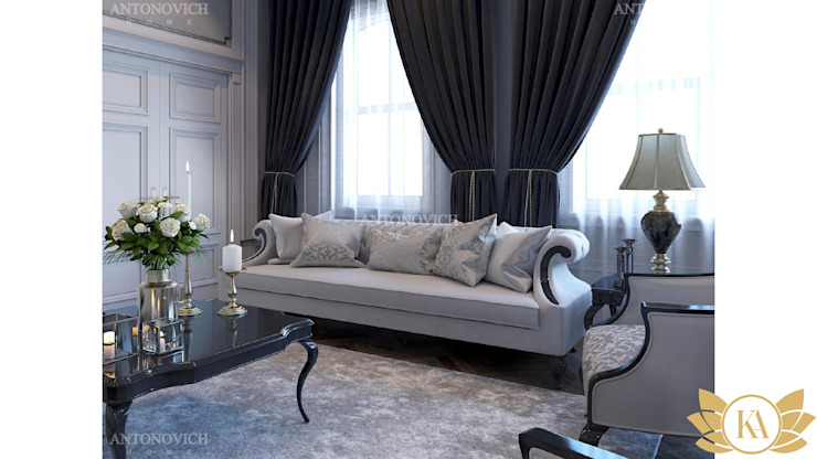 Top Female Furniture Designer by Luxury Antonovich Design