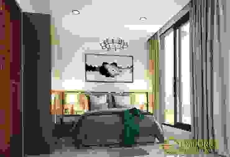 Kamar Tidur Oleh Emporio Architect