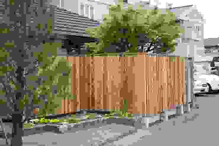 Scandinavian style houses by 株式会社高野設計工房 Scandinavian