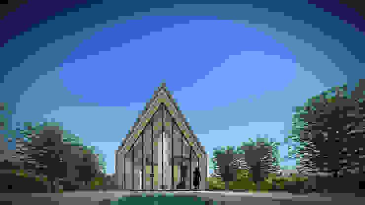Zein Architecten Adviseurs 一戸建て住宅