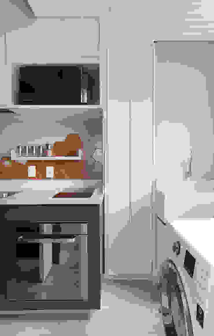 INSIDE ARQUITETURA E DESIGN Cocinas de estilo clásico
