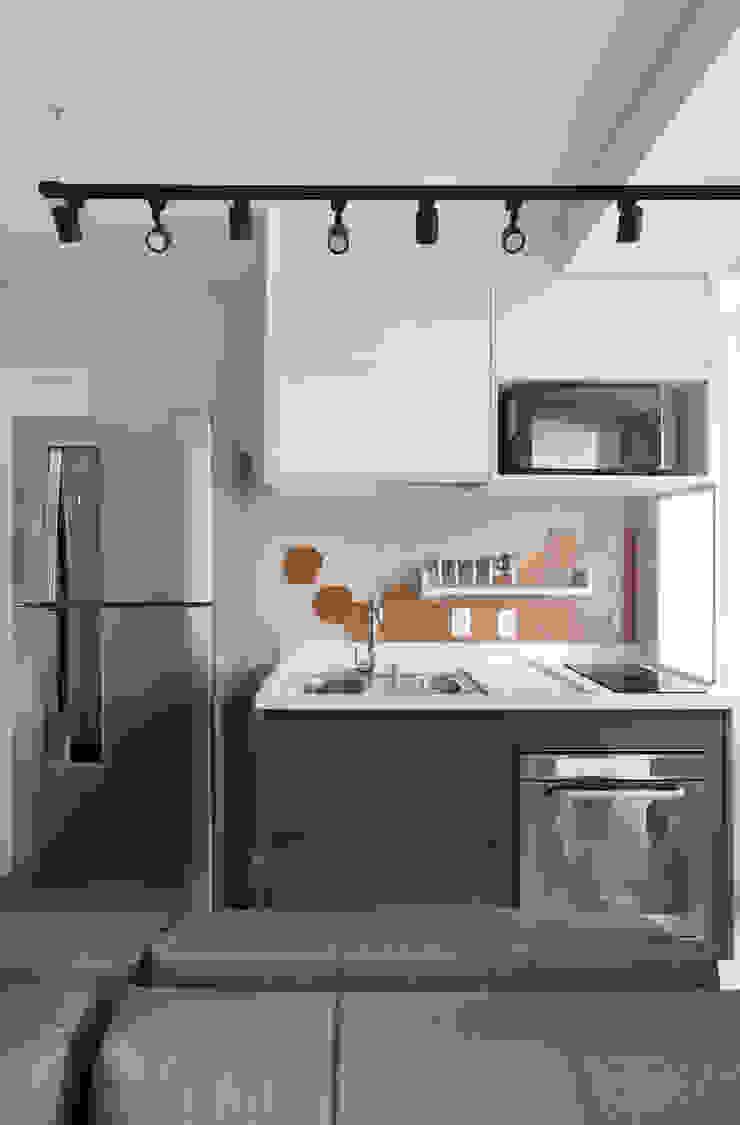 INSIDE ARQUITETURA E DESIGN Cocinas pequeñas