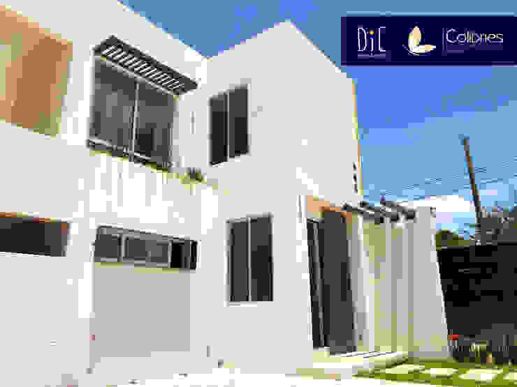 Colibríes Desarrollo Residencial de Dic Arquitectos Minimalista Concreto