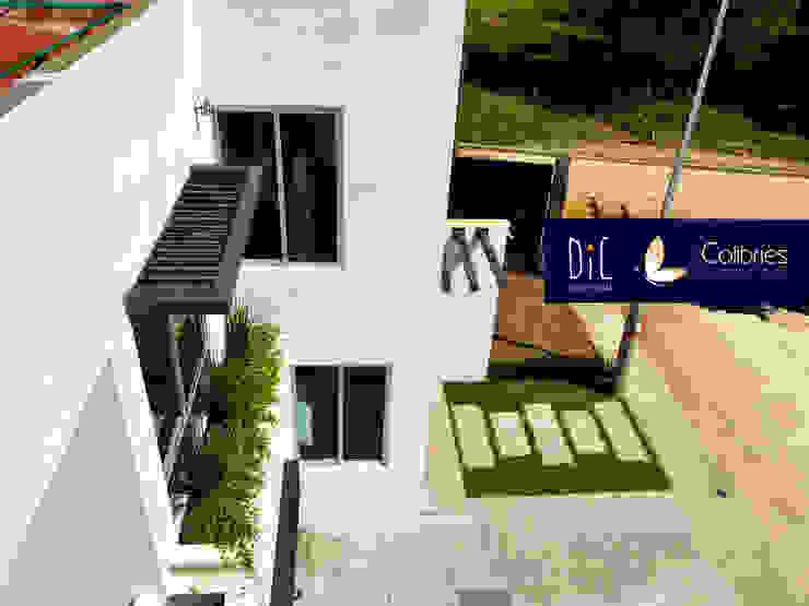 Colibríes Desarrollo Residencial de Dic Arquitectos Minimalista Ladrillos