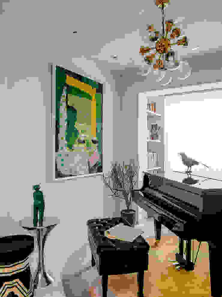 Piano Room C&M Media Living room