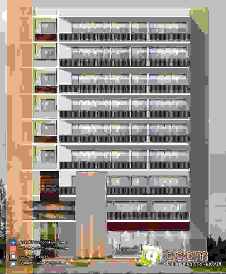 building من ADAMfor interior&landscpe