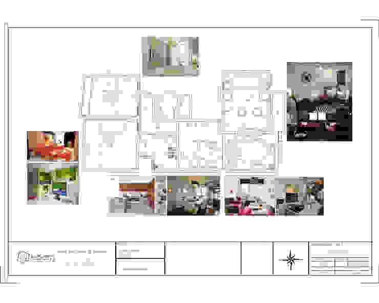 Oleh ADAMfor interior&landscpe Eklektik Beton Bertulang