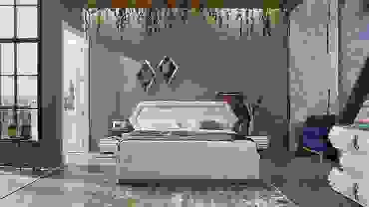 اثاث مصر BedroomBeds & headboards Plywood Black