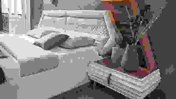 اثاث مصر BedroomBedside tables Plywood Black