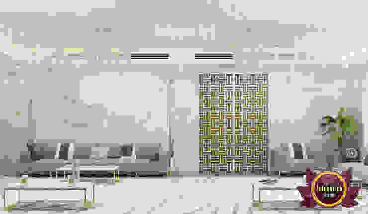 Modern Majlis Design by Luxury Antonovich Design