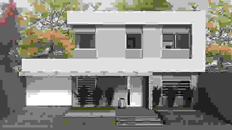 Frente de MOD | Arquitectura Moderno