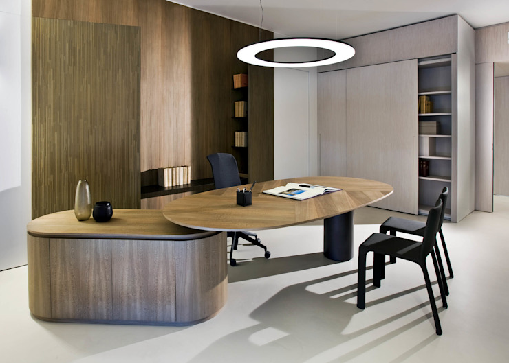 Estudios y despachos de estilo moderno de BARTOLI DESIGN Moderno
