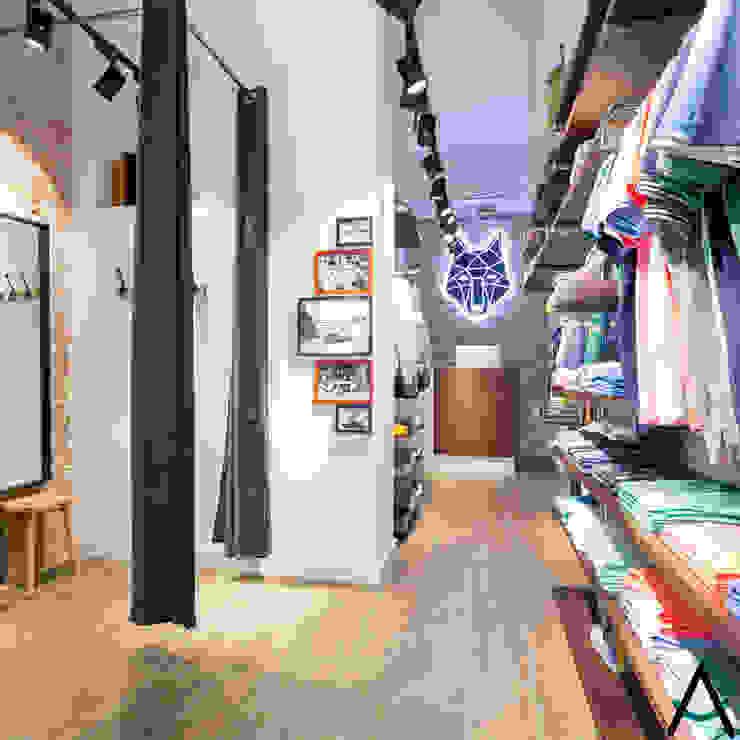 Estudi Aura, decoradores y diseñadores de interiores en Barcelona Endüstriyel