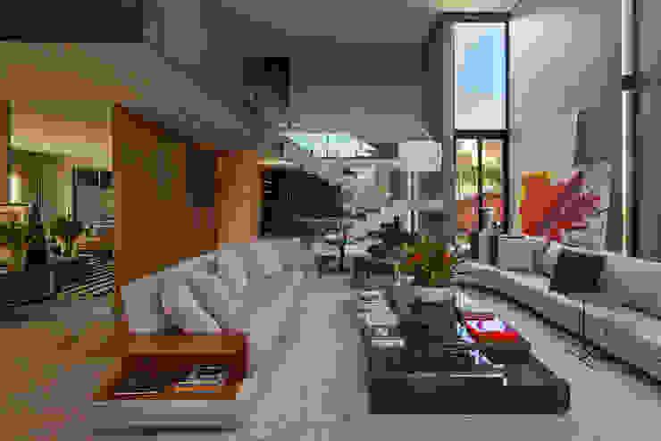 Casa Vale dos Cristais por LEDS Arquitetura