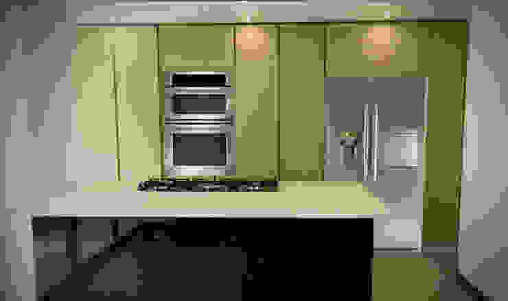 Cb arquitectura y diseño 置入式廚房